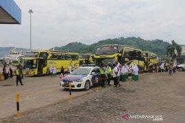 Kedatangan 297 santriwati, Otoritas Pelabuhan Lembar perketat prokes