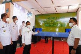 Pemkab Lampung Tengah luncurkan aplikasi pembayaran pajak online