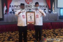 Bupati dan Wakil Bupati Karimun  terpilih bakal dilantik 26 April