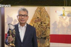 Dirut BRI terima penghargaan Best CEO sebagai figur menginspirasi