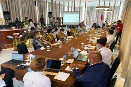 Sekda minta kementerian dukung anggaran Inpres percepatan pembangunan Papua