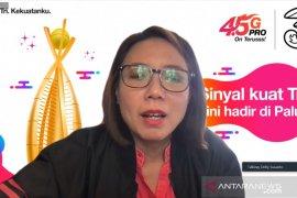 3 Indonesia hadir di Sulteng dengan jaringan telekomunikasi luas dan kuat