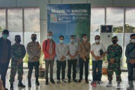 Sebanyak 3 WNI korban Abu Sayyaf tiba di kampung halaman Wakatobi