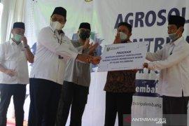 Peluncuran Agro Solution bagi Pondok Pesantren Palembang