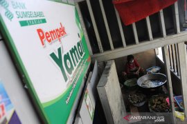 Kawasan Kampung Kuliner Pempek Tanggo rajo Cindo