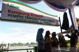 Kawasan Kampung Kuliner Pempek Tanggo rajo Cindo  Page 4 Small