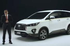 Toyota hadirkan Kijang Innova edisi setengah abad, tersedia hanya 50 unit