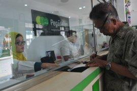 Pegadaian Palembang salurkan pinjaman ke ratusan petani