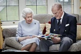 Pangeran Philip suami Ratu Inggris Elizabeth meninggal pada usia 99