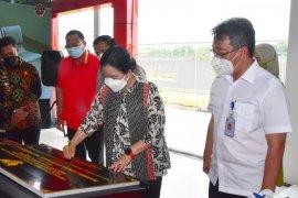 Bandara Pekon Serai di Pesisir Barat ganti nama jadi Bandara Muhammad Taufiq Kiemas