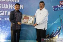 Pemkot Solok terima penghargaan TP2DD dari BI perwakilan Sumbar