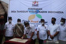 Kadin-KKP berkolaborasi mengembangkan desa tangguh wisata di Lombok Utara