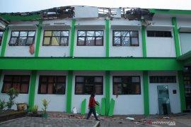 Ribuan warga Kabupaten Malang terdampak gempa bumi