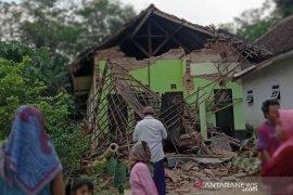 Gempa sempat padamkan listrik di Malang Selatan