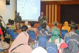 KASAD:  Penerimaan prajurit TNI AD tanpa pungut biaya apapun