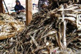 Harga Ikan Asin Jelang Ramadhan