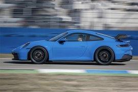 Porsche 911 GT3 hadir lebih garang dengan mesin baru