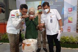 Komisi IV DPR RI tinjau ketersediaan beras di gudang Bulog Sumbar