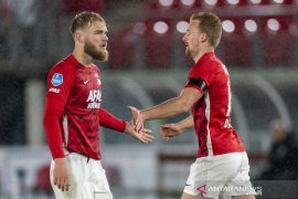 Liga Belanda: AZ naik posisi kedua usai kalahkan Sparta