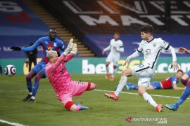 Chelsea kembali ke empat besar selepas bungkam Palace