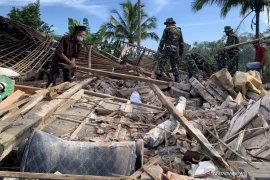 Ampelgading wilayah terdampak gempa paling parah di Malang