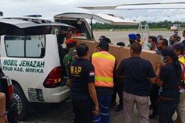 Pengungsi Beoga Puncak minta dievakuasi, persediaan makanan mulai menipis