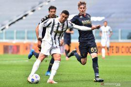 Ronaldo dipastikan tak bermain saat lawan Atalanta akibat cedera