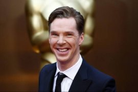 "Benedict Cumberbatch  bintangi ""The 39 Steps\"""