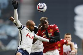 Paul Pogba akui rindukan angkat trofi lagi di Manchester United