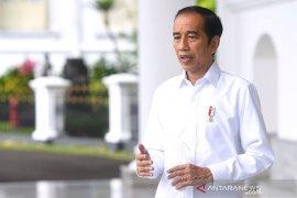 Presiden Jokowi teken Keppres cuti bersama dua hari bagi ASN di 2021