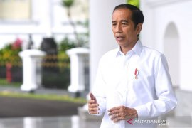 Presiden Jokowi jelaskan alasan pemerintah melarang mudik Lebaran 2021