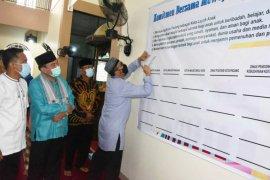 Masjid Darul Huda Padang ditetapkan sebagai masjid ramah anak