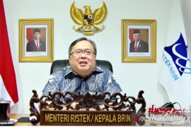 "Cerita Bambang jadi Menristek \""terakhir\"""