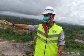 WIKA targetkan bendungan Kuwil Kawangkoan-Sulut selesai akhir 2021
