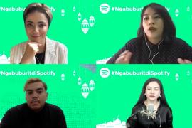 "Spotify hadirkan playlist Ramadhan untuk \""ngabuburit\"""