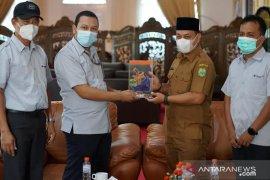 PT Timah Tbk kirim utusan ke Kabupaten Lingga