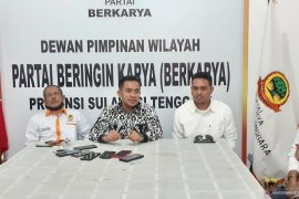 Partai Berkarya Konsolidasi Siap Jadi Pemenang Pemilu 2024 di Sultra