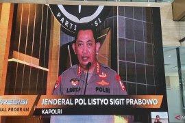 Kapolri: Polri TV Radio Presisi sarana edukasi kepolisian