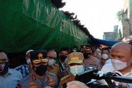 Plt Gubernur Sulsel turun pantau harga sembako jelang Ramadhan 1442 H