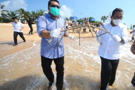 BTN dukung program konservasi terumbu karang di Nusa Dua Bali