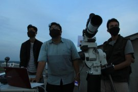 Observatorium Astronomi ITERA akan amati hilal Ramadhan 1442 H