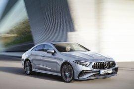 Mercedes-AMG CLS yang edisi terbatas dilengkapi varian diesel