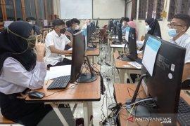 Terlambat, peserta SBMPTN-UTBK tidak diizinkan ujian susulan