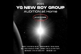YG Entertainment adakan audisi grup idola K-pop pria baru