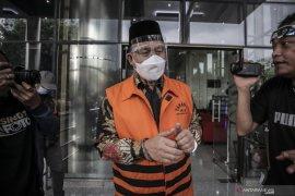 KPK limpahkan berkas perkara Bupati Muara Enim nonaktif  Juarsah ke pengadilan