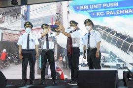 Kanwil BRI Palembang berikan penghargaan SIPK 2020 ke 24 BRI Unit