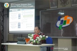 Wisman berkunjung ke Sulut naik 137,18 persen