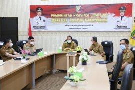 Gubernur Lampung ikuti peluncuran Aksi Pencegahan Korupsi