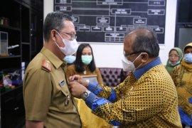 Gubernur Lampung raih penghargaan Itera Adi Karsa Madya tahun 2020