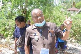 Longsor di Tunbaun Kupang masih terus bergerak